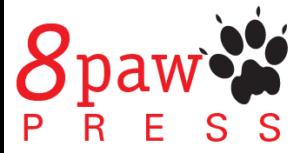 8 paw press